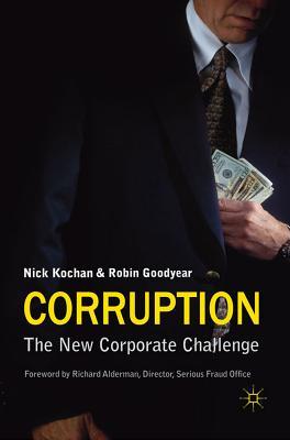 Corruption By Kochan, Nick